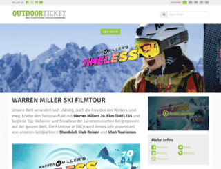 skitheworld.de screenshot