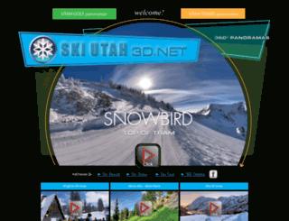 skiutah3d.net screenshot