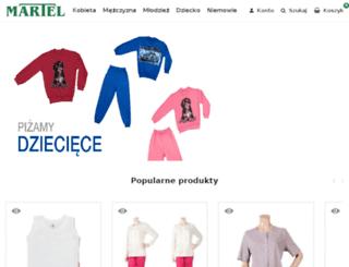 sklep-martel.pl screenshot