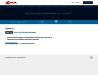 sklep.alejabiznesu.pl screenshot