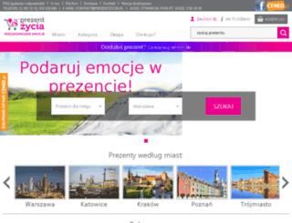 sklep.escapador.pl screenshot