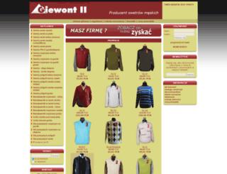 sklep.giewont2.com.pl screenshot