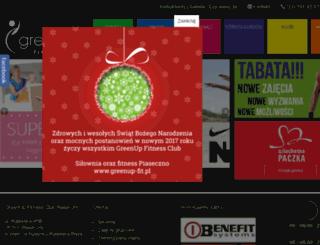 sklep.greenup-fit.pl screenshot