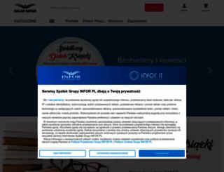sklep.infor.pl screenshot