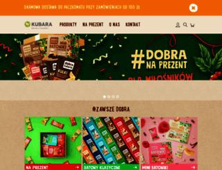 sklep.kubara.pl screenshot