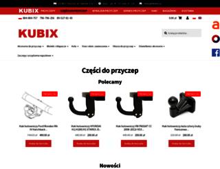 sklep.kubix.pl screenshot