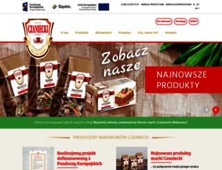 sklep.makaron.pl screenshot