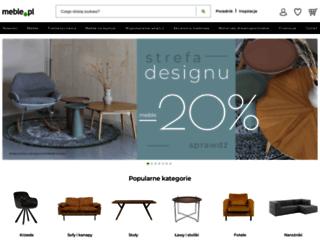 sklep.meble.pl screenshot