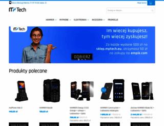 sklep.myphone.pl screenshot