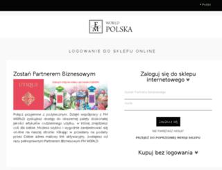 sklep.perfumy.fm screenshot