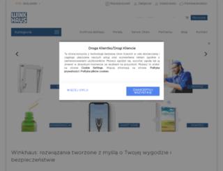 sklep.winkhaus.pl screenshot