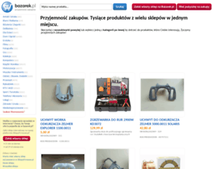 skleptomka.bazarek.pl screenshot