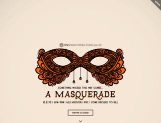 skmhalloweenmasquerade.splashthat.com screenshot