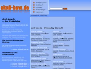 sknil-bew.de screenshot