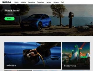 skoda-avto.ru screenshot