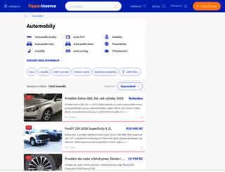 skoda.katalog-automobilu.cz screenshot
