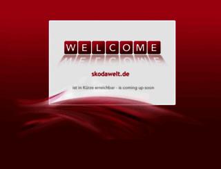 skodawelt.de screenshot
