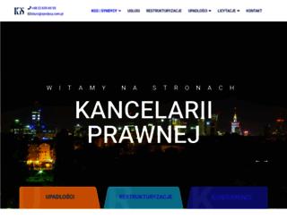 skok.wolomin.pl screenshot