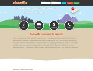 skooville.com screenshot