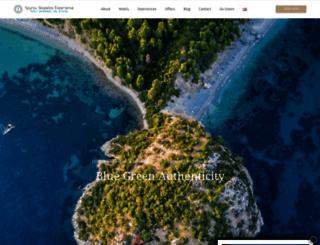 skopeloshotels.eu screenshot