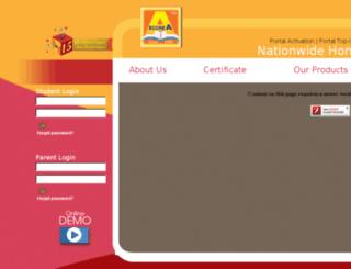 skor-a.com.my screenshot
