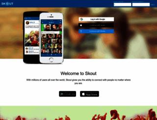 skout.com screenshot