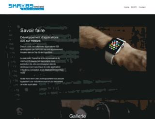 skrobs.com screenshot