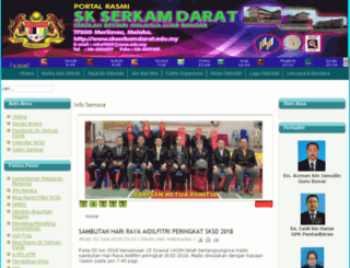skserkamdarat.edu.my screenshot