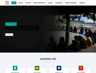 sksindia.com screenshot