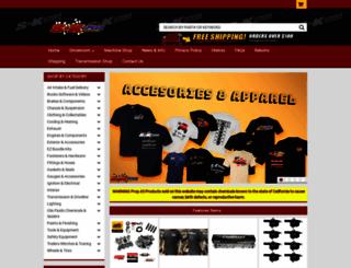 skspeed.com screenshot