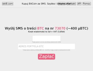 skt8.com screenshot