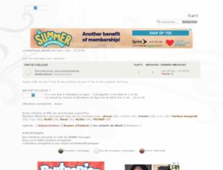 skuld.bbfr.net screenshot