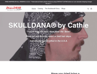 skulldana.com screenshot