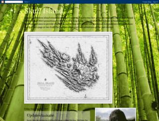 skullislandgame.blogspot.com screenshot