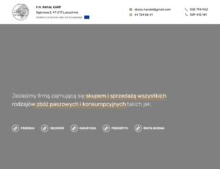 skup-zboza.com screenshot