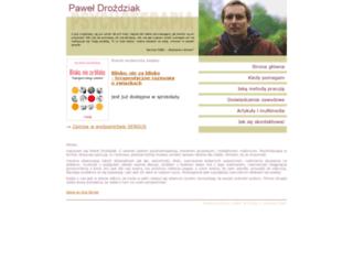 skuteczna-psychoterapia.pl screenshot