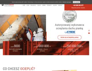 skutecznaizolacja.pl screenshot