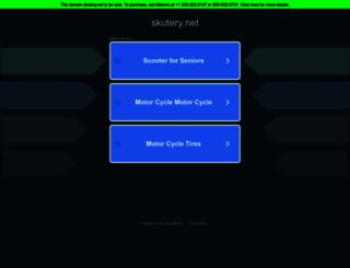 skutery.net screenshot