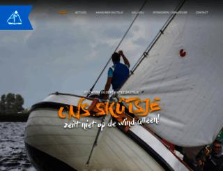 skutsjemeeter.nl screenshot