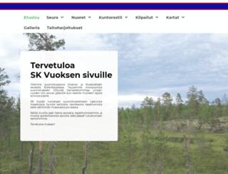 skvuoksi.fi screenshot