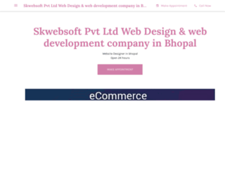 skwebsoft.com screenshot
