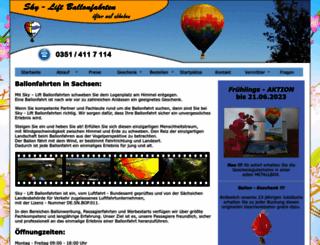 sky-lift.de screenshot