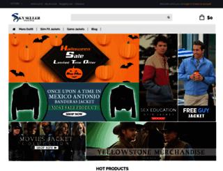 sky-seller.com screenshot