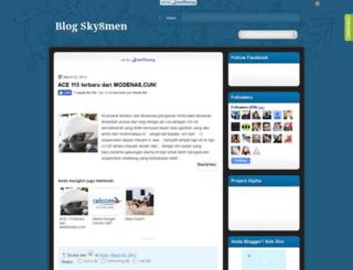 sky8men.blogspot.com screenshot
