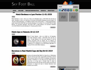 sky9-football.blogspot.it screenshot