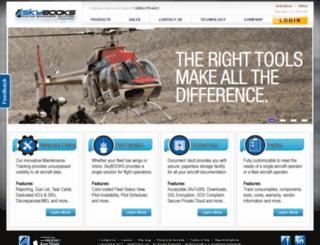 skybooks.com screenshot