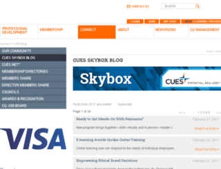 skybox.cues.org screenshot