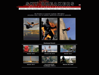 skybreakers.com screenshot