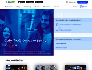 skycash.pl screenshot