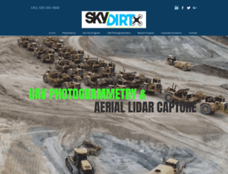 skydirttopo.com screenshot